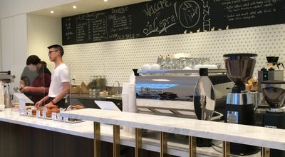 Photo of Coffee Shop La Capra Coffee at 50 Fremont St, San Francisco, CA 94105, United States