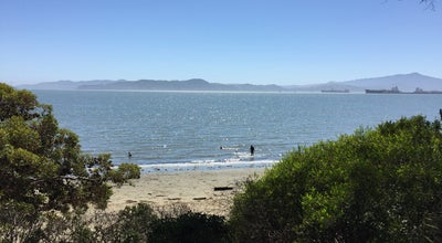 Photo of Beach Keller Beach at Miller/knox Regional Shoreline, Pt Richmond, CA 94801, United States