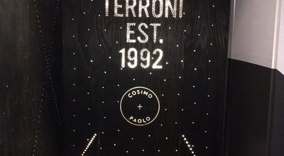 Photo of Italian Restaurant Terroni at 1095 Yonge St, Toronto M4W 2L7, Canada