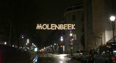 Photo of Town Molenbeek-Saint-Jean / Sint-Jans-Molenbeek at Brussel 1080, Belgium