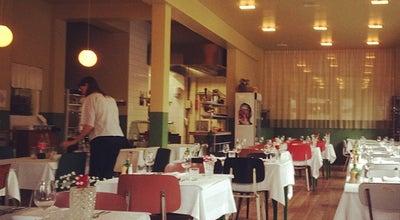 Photo of Modern European Restaurant Cafe Modern at Meidoornweg 2, Amsterdam 1031 GG, Netherlands
