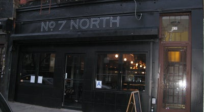 Photo of Restaurant No.7 North at 931 Manhattan Ave, Brooklyn, NY 11201, United States
