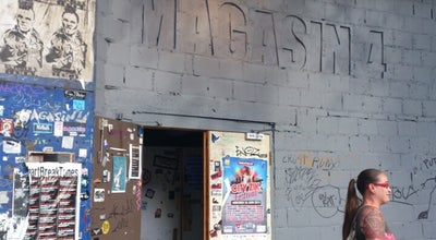 Photo of Music Venue Magasin 4 at Havenlaan 51b Avenue Du Port, Brussels 1000, Belgium
