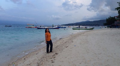 Photo of Beach Pantai Tanjung Karang at Donggala, Indonesia
