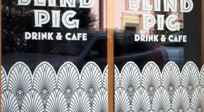 Photo of Lounge Blind Pig at Mikulášska 1/b, Staré Mesto, Bratislava 811 01, Slovakia