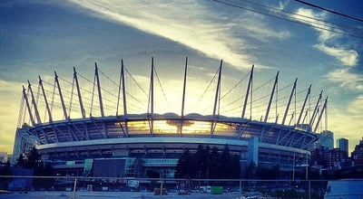 Photo of Tourist Attraction B.C. Place Stadium at 777 Pacific Blvd., Vancouver V6B 4Y8, Canada
