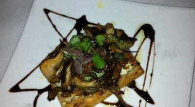 Photo of American Restaurant Fluke Wine Bar & Kitchen at 41 Bowen's Wharf, Newport, RI 02840, United States