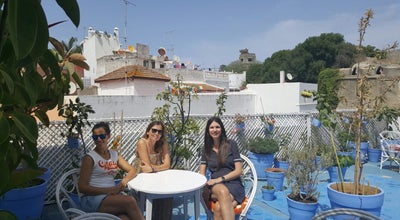 Photo of Mediterranean Restaurant Las Chicas at Porte De La Kasbah, Tangier 90000, Morocco