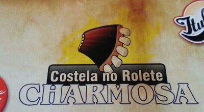 Photo of Steakhouse Costelaria Charmosa at Av. Fortunato Mazzei, 101, Itapetininga, Brazil