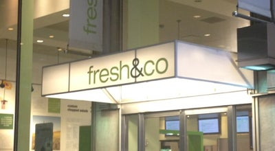 Photo of Salad Place Fresh & Co. at 1211 Avenue Of The Americas, New York, NY 10036, United States