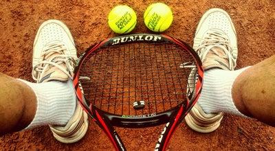 Photo of Tennis Court Teniski Klub ,,Akvaten'' at Macedonia