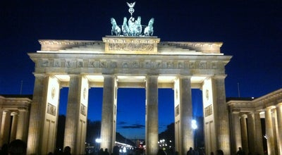Photo of Monument / Landmark Pariser Platz at Berlin, Germany