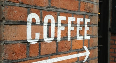 Photo of Cafe Ozone Coffee Roasters at 11 Leonard Street, London EC2A 4AQ, United Kingdom