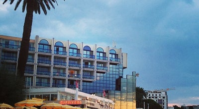 Photo of Hotel Garden Beach Hotel at 15 - 17 Boulevard Baudoin, Juan-les-Pins 06605, France
