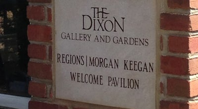 Photo of Museum Dixon Gallery & Gardens at 4339 Park Ave, Memphis, TN 38117, United States