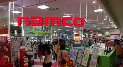 Photo of Arcade namco イオンモール大日店 at 大日東町1-18, 守口市 570-0016, Japan