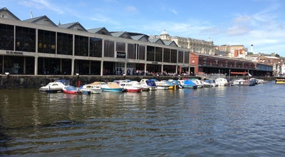 Photo of Modern European Restaurant Bordeaux Quay at V Shed Canons Road, Bristol BS1 5UH, United Kingdom