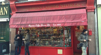 Photo of Cafe Algerian Coffee Stores at 52 Old Compton Street, London W1D 4PB, United Kingdom