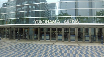 Photo of Concert Hall 横浜アリーナ at 港北区新横浜3-10, 横浜市 222-0033, Japan