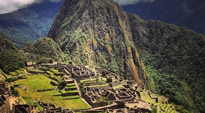 Photo of Historic Site Machu Picchu at Machu Picchu, Peru