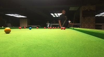 Photo of Pool Hall Black Ball Snooker & Pool Club at Malaysia