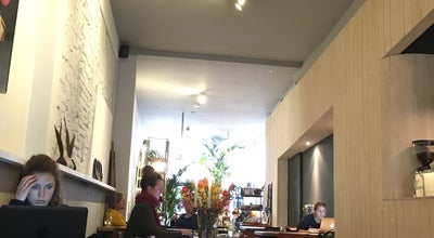 Photo of Coffee Shop Hartje Oost at Javastraat 23, Amsterdam 1094 GZ, Netherlands