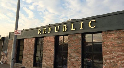 Photo of Italian Restaurant Republic at 33-29 Astoria Blvd, Astoria, NY 11103, United States