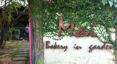 Photo of Bakery Mai Bakery In The Garden (ไหม เบเกอรี่) at 5/1 Super Highway Rd, Mueang Chiang Mai 50200, Thailand