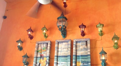 Photo of Caribbean Restaurant La Casa de Socorro at Calle Larga, No. 8b-112, Cartagena, Colombia