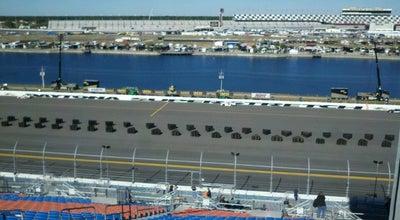 Photo of Racetrack Daytona International Speedway - Superstretch at Midway Rd., Daytona Beach, FL 32114, United States