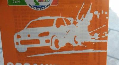 Photo of Racetrack Rally Glorieta Del Angel Patrocinadores Monster at Mexico