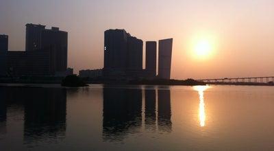 Photo of Lake Nam Van Lake at Macao