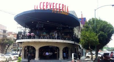 Photo of Seafood Restaurant La Cervecería del Barrio Universidad at Av. Universidad 645, Mexico City 03100, Mexico