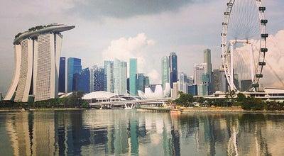 Photo of Golf Course Marina Bay Golf Course at 80 Rhu Cross, Singapore 437437, Singapore