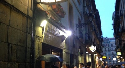 Photo of Spanish Restaurant Borda Berri at Fermín Calbetón 12, San Sebastian - Donostia 20003, Spain