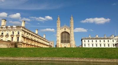 Photo of Tourist Attraction University of Cambridge at The Old Schools Trinity Lane, Cambridge CB2 1TS, United Kingdom