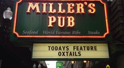 Photo of American Restaurant Miller's Pub & Restaurant at 134 S Wabash Ave, Chicago, IL 60603, United States
