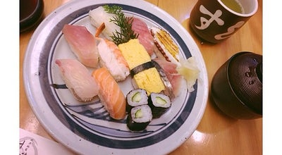 Photo of Sushi Restaurant すし徳 at 大街道2-5-1, 松山市 790-0004, Japan