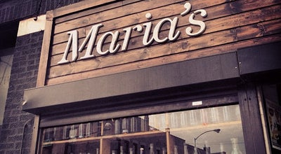 Photo of Nightclub Maria's Packaged Goods & Community Bar at 960 W 31st St, Chicago, IL 60608, United States