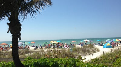 Photo of Beach Clam Pass Beach at Naples, FL 34108, United States
