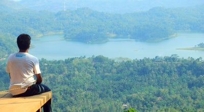 Photo of Lake Wisata Alam Kalibiru at Kalibiru, Hargowilis, Kulonprogo 55653, Indonesia