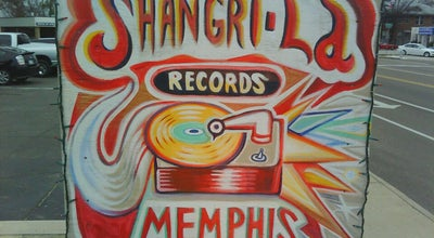 Photo of Tourist Attraction Shangri-La Records at 1916 Madison Ave, Memphis, TN 38104, United States
