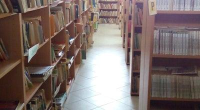 """Photo of Library Biblioteca Judeteana """" C. Sturdza"""" at Romania"""