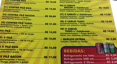 Photo of Burger Joint Nunes Lanches at Brazil