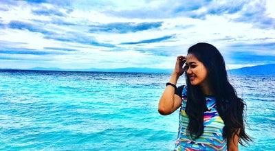Photo of Beach Pantai Liang at Indonesia
