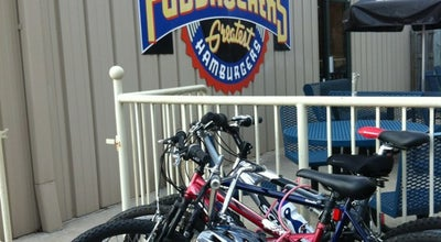 Photo of American Restaurant Fuddruckers at 2920 S Lone Pine Ave, Springfield, MO 65804, United States