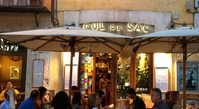 Photo of Italian Restaurant Cul de Sac at Piazza Di Pasquino 73, Rome 00186, Italy