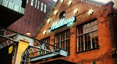 Photo of Nightclub Melkweg at Lijnbaansgracht 234a, Amsterdam 1017PH, Netherlands