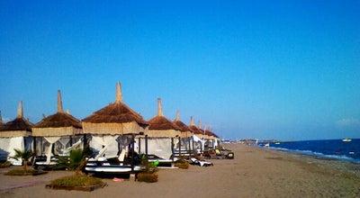 Photo of Beach Gloria Golf Resort Beach at Gloria Golf Resort, Antalya, Turkey