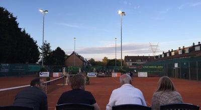 Photo of Tennis Court LTV De Merenwijk at Netherlands